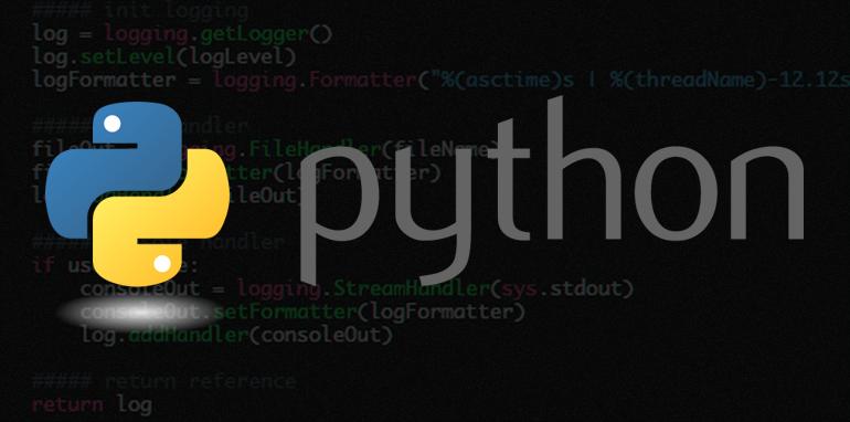 A Simple Log Helper for Python